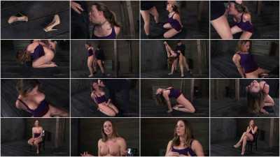 [SexuallyBroken.com]Cum ripped from her body(Chanel Preston/Bondage/size  1.0 GB)