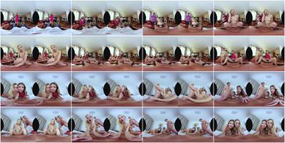 Gina Gerson, Kira Thorn — Swinging Couples — FullHD 1080p
