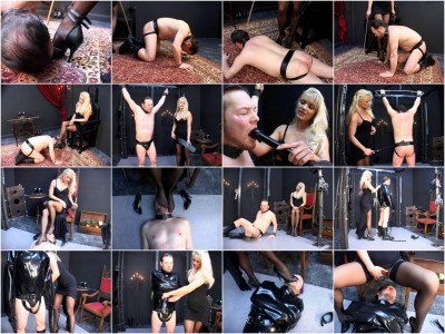 Pure dominance Mistress Cynthia