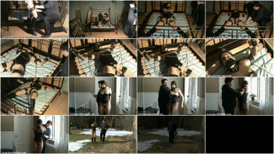 Bound Ponygirl - Part 1 Of 2