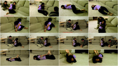 Yoko - Snatched And Hogtied