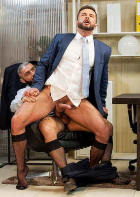 MAP - To Work Or To Fuck - Francois Sagat and Tyler Berg