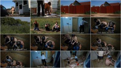 Rus Captured Boys - Trap For Escaped Captives Part 9
