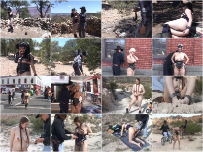 Grand Canyon Ponygirl and More