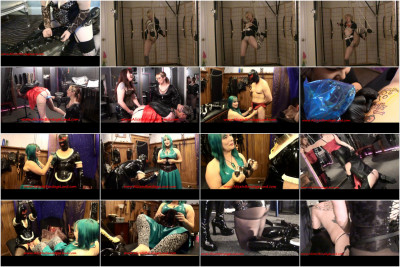 Alice in Bondage Land Full Pack up to August 2018, Part 9