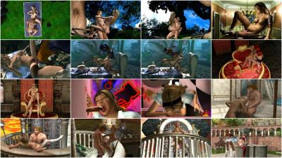 Alice in Wonderland - A XXX Parody - pervert, english, friend.