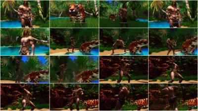 Skyrim Presents Tarzan