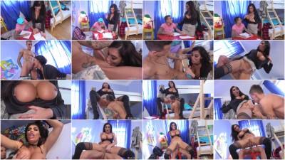 Ava Koxxx — Big tits MILF teacher and student FullHD 1080p