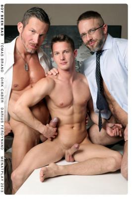 MAP - Boy Been Bad (Tomas Brand, Dirk Caber & Darius Ferdynand)