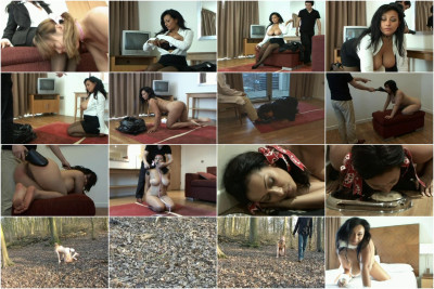 Petgirls Vol.6: Her Life As A Pet - online, domination, download.