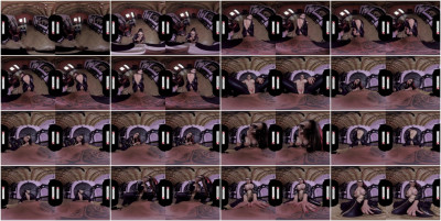 Bayonetta A XXX Parody - Marta LaCroft - FullHD 1080p