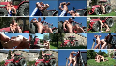 Brice Farmer and Kyle Lena - FrenchDudes