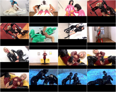 NatsyRubberGirls Video Pack (Clips 0001-0171), Part 2