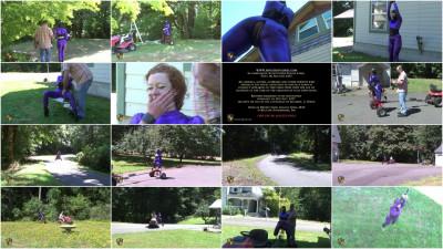 Houseofgord - Ivy Bowed and Saddle Fucked  HD 2015