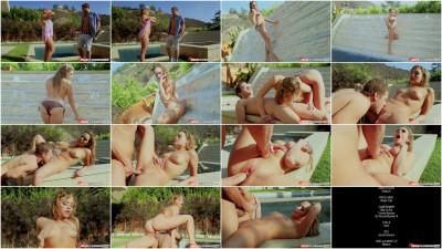 Mia Malkova & Xander Corvus — Poolside Pounding