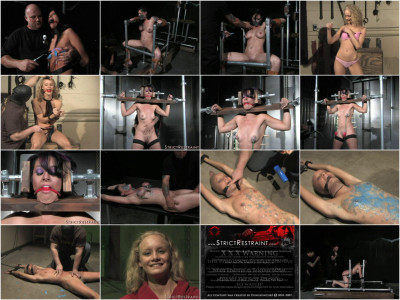 Strict Restraint Video Collection 2