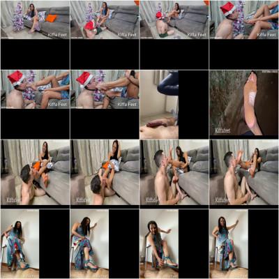 Kiffa Feet Deusa - 4 Videos
