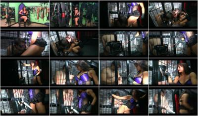 Mistress Miranda - Prison Cell Date