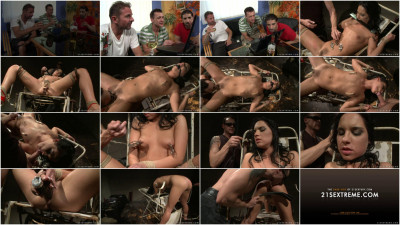 All the Wrong Places Bettina Dicapri - Extreme, Bondage, Caning