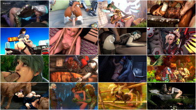 Best Animated Porn Compilation -