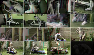 Cheeky Stories vol.3D