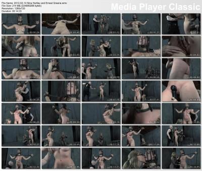 Nina Hartley and Ernest Greene love BDSM
