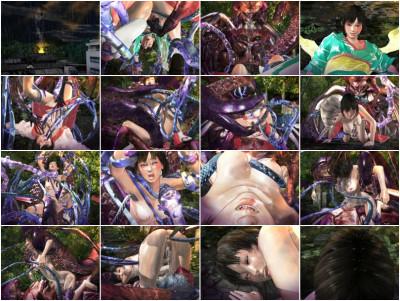 Ala Ha Yu Gen Shoku Yu Best Quality 3D Porn