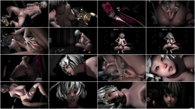 Demoniac - Hot 3d HD Video