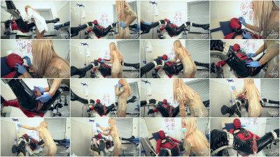 Calea Toxic - Kinky Rubber Fun In The White Room