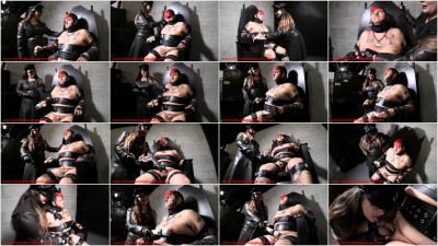 Bondage Chair Adventures - FemDom Chastity Blowjob CBT