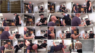 Hard Kinks - Cop's Hell 4 (Izann, Tyler Roding)
