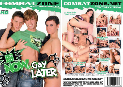 Download Combat Zone - Bi Now, Gay Later vol1 (2008)