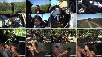 SexualDisgrace - Oct 15, 2014 - Jade Jantzen Accepts Slave Training Session & Outdoor Bondage