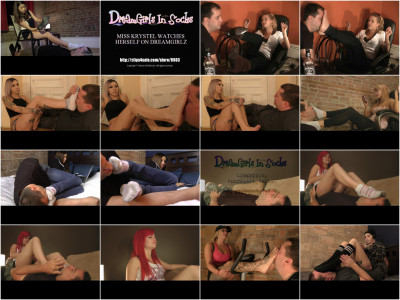Dreamgirls In Socks Video Collection 1
