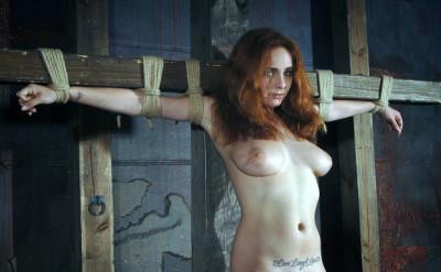 Blasphemy Part One -Ash Wednesday and Ashley Graham - HD 720p