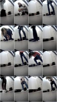 Hidden Camera In The Women's Toilet — Part 228