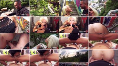 Sophie Logan - Spontanes Outdoor Ficktreffen in Berlin FullHD 1080p