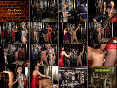 Sm Club Doma - Latex And Rubber Video Pack