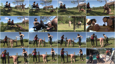 Michelle Lacy & Jean Bardot - A Bitch For FemDom