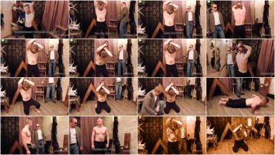 Rus Captured Boys - Domestic Slave Demyan Part 1