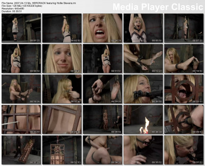 Great BDSM porn with blondies
