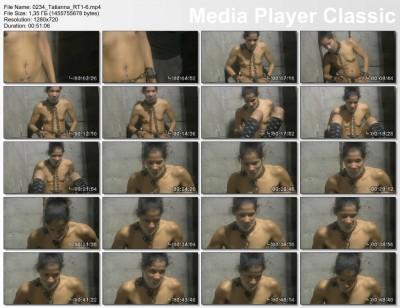 IntoTheAttic - Mar 01, 2012 Tatianna 24hr Bondage Ordeal - Pt. 3-2 HD