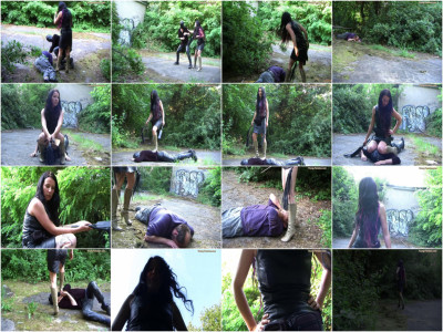Young-femdom - Combat Gerl Self Defence