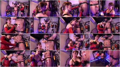 Latex Slave Training
