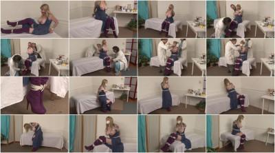 Doctors Bind And Wrap-Gag Lorelei
