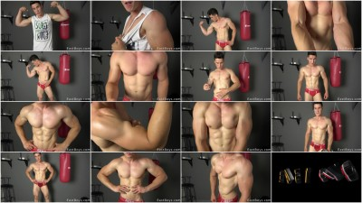 EBoys — Muscle Flex Casting part 19 - Keith Christman