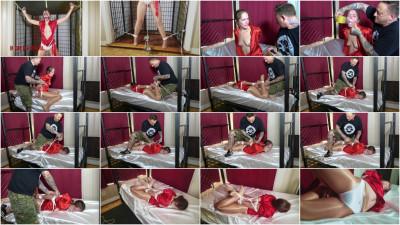 SBound — Rachel Adams.. My Shiny Captive Part 2