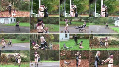 Mistress Quinn's new Pony Girl -Part I