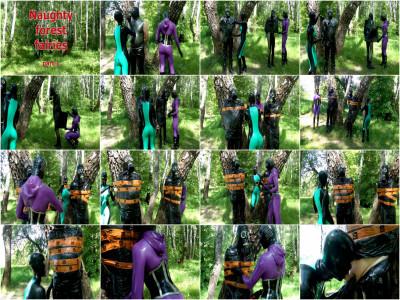 Naughty Forest Fairies - Scene 1