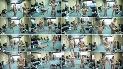 Stress Challenge — Dima Vs. Ruslan — Part 2 - Full Movie — HD 720p